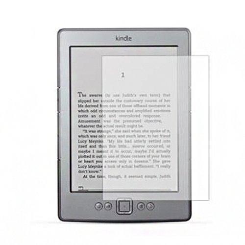 Xtra-Funky Exklusiv qualitativ hochwertige klare LCD-Bildschirm Schutzfolie für Amazon Kindle 4 & 5 (6