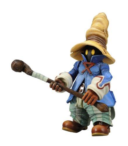 Final Fantasy IX PLAY ARTS Vivi Ornitier (non-scale action figure) (japan import)