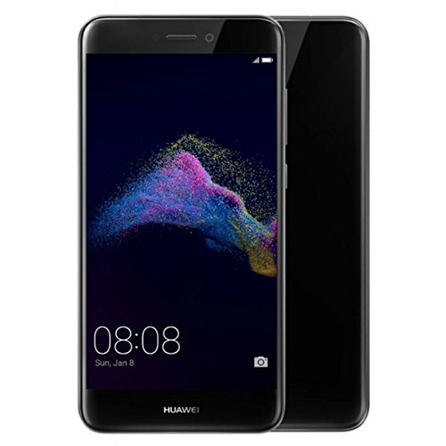 Huawei 351434 P9-Lite Smartphone (2017) (13,2 cm (5,2 Zoll) Display, 16 GB, Dual SIM, Android 7.0 Nougat) schwarz