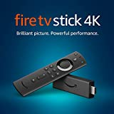 Amazon Fire TV Stick 4K Ultra HD with Alexa Voice Remote | streaming media player