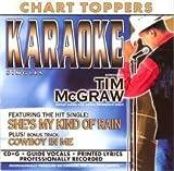 Karaoke: She's My Kind of Rain / Cowboy in Me