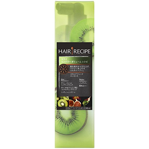 Hair Recipe Kiwi Empowering Volume Recipes Scalp Essence - 100ml