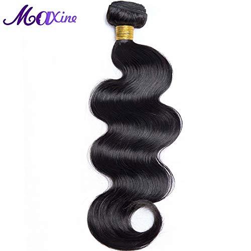 9A Brazilian Virgin Human Hair Body Wave 1 Bundle 100% Unprocessed Virgin Human Hair Weave Extensions Remy Human Hair weft (100g+/-5g)/pc (28 inch)