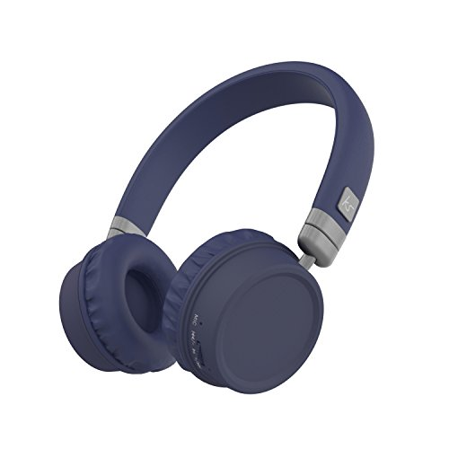 KitSound Harlem BT 4.1 30hrs Blue