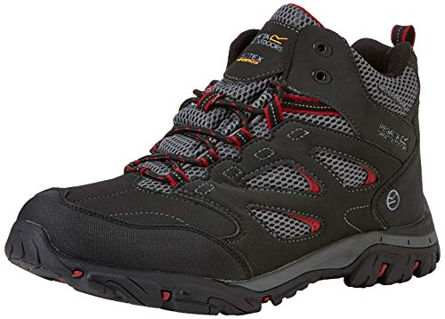Regatta Men's Holcombe IEP Mid High Rise Hiking Boots