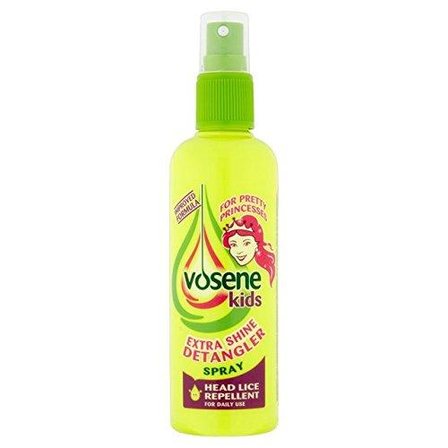 Vosene enfants service supplémentaire démêlant Spray aux poux répulsif 150ml