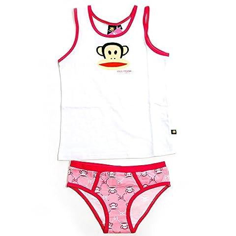 Small Paul Frank Julius Girls Monogram underwear set in Pink (AGE 7)