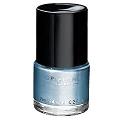 Oriflame Pure Colour Nail Polish (Marine Blue)