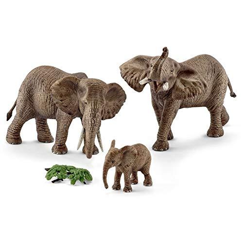 Schleich 42337 - Wild Life - Afrikanische Elefantenfamilie