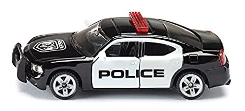 Siku - 1404 - Véhicule sans piles - Police américaine - 1/64ème