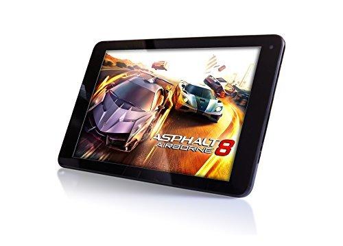 """10,1"""" Fusion5 104 GPS Android Tablet PC - 32GB Speicher - Android 5.1 Lollipop - Bluetooth 4.0 - UKW - 1280*800 IPS-Bildschirm - 5000mAh - 2MP Kamera vorne und hinten - Unterstützt OTA-Updates"""
