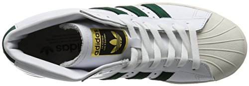 adidas Pro Model 80s chaussures Blanc