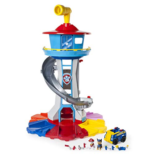 PAW PATROL 6037796 My Size Lookout Tower - Juego de Juguete