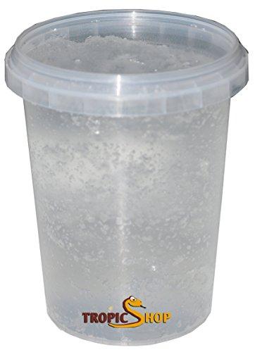 Insekten-gel (Tropic-Shop - Wassergel gebrauchsfertig 500ml für Reptilien & Spinnen & Insekten)