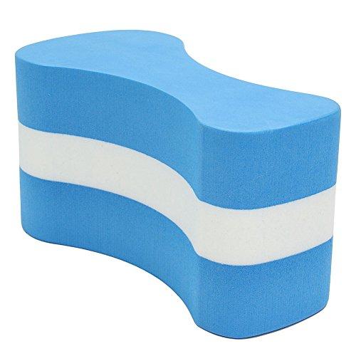 Hinmay Pull-Buoy, Schwimmhilfe zur Korrektur der Körperhaltung, Schwimmtrainingshilfe für Erwachsene und Kinder, blau