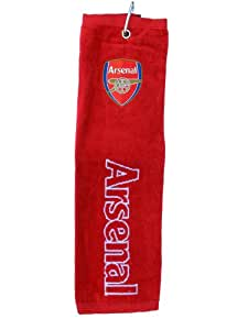 Arsenal FC Golf Towel