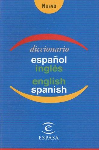 Espasa Spanish/English Dictionary