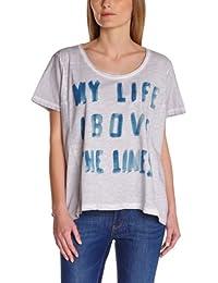 Meltin Pot - Camiseta para mujer