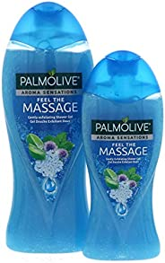 Palmolive Shower Gel Aroma Sensations, 500ml + 250ml