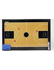 Juegos de tácticas de baloncesto salud baloncesto entrenador de la formación de placa caballo