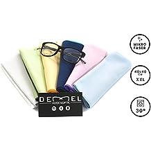 optiker microfibra toalla/paño de limpieza/taller para la limpieza de gafas/extragroß 40x 40cm/Premium Calidad/6Colores