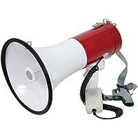 Megáfono con sirena, 30 W, de la marca Adastra