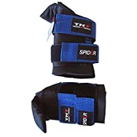 'SPIDER' Double Strap ANTI-Gravity Boots Inversion Boots Extra Long for added Comfort (Hang Up side Down) Inversion Table Chinning Bar, Pull Bar Attachment, For Men/Women. Physio,Athletic, relief Back pain & Headaches