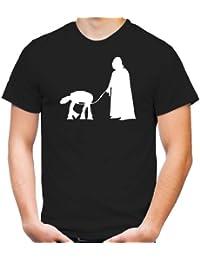 Darth Vader Haustier T-Shirt | Star Wars | Yoda | Science Fiction | Vader | Darth | Imperium | Crossing | Kult
