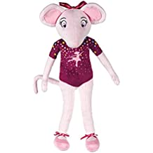 Budget Gifts Angelina Ballerina With Jacket Soft Toy 17 Inch With Tag Gift