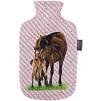 Fashy - Wärmflasche mit Pferde-Motiv preisvergleich bei billige-tabletten.eu