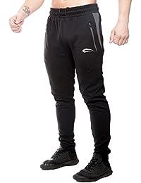 SMILODOX Regular Fit Jogginghose Herren | Trainingshose für Sport Fitness Gym Training & Freizeit | Sporthose - Jogger Pants - Sweatpants Hosen - Freizeithose Lang