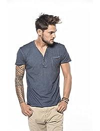 Tee Shirt Deeluxe Beny S17156 Iron Grey