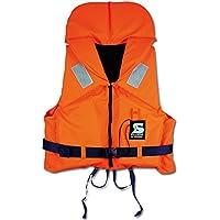 bootsshop in Bad Ischl Life Jacket Life Vest ISO 12402/4/Solid Vest 100/Newton Size:50-70kg