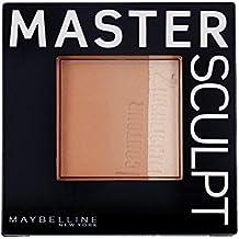 Maybelline Polvo Master Sculpt Base de Maquillaje, Tono: 002
