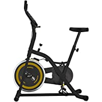 Olympic Indoor Cycling - Cinta de correr para fitness, color amarillo