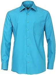 suchergebnis auf amazon de f�r t�rkis hemden tops, t shirts  casamoda herren businesshemd