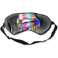 Schlafende Augenmaske, bunt, für Männer und Frauen preisvergleich bei billige-tabletten.eu