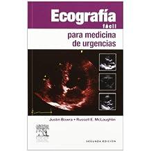 Ecografía fácil : para medicina de urgencias
