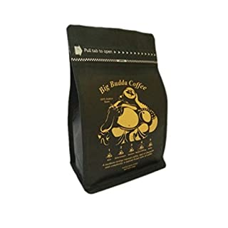 Big Budda Coffee Beans 100% Premium Single Origin Arabica ,,,,A Smooth Rich In Flavour Typical Asian Style Of Coffee ,,,