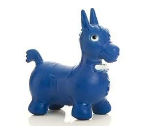 Togu Bonito das Hüpftier, blau