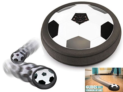 fineway-air-power-soccer-disk-childrens-hover-glide-football-disc-indoor-or-outdoor-toy