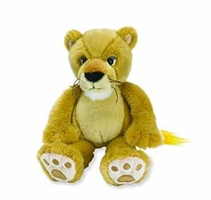 Manhattan Toy Wildlife Collection Baby Leila - Peluche de Leona