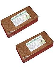 Cocogardenâ® Cocopeat Brick -Expands To 7 Kg Powder