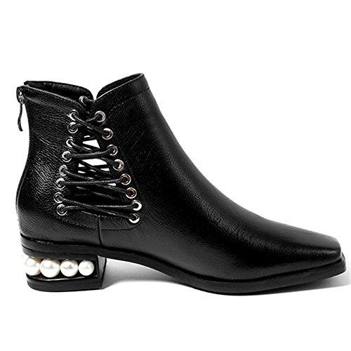 Nine Seven Stivali Alla Caviglia Donna Black