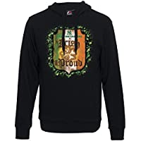 Majestic New York Yankees MLB Shamrock Field sweat-shirt felpa con cappuccio 3ec6ea626121