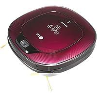 LG Electronics VR6470LVMP Robot aspirador 33 W, 33 Decibeles, rojo