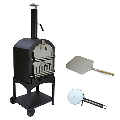 KuKoo Outdoor Pizza Oven & 12
