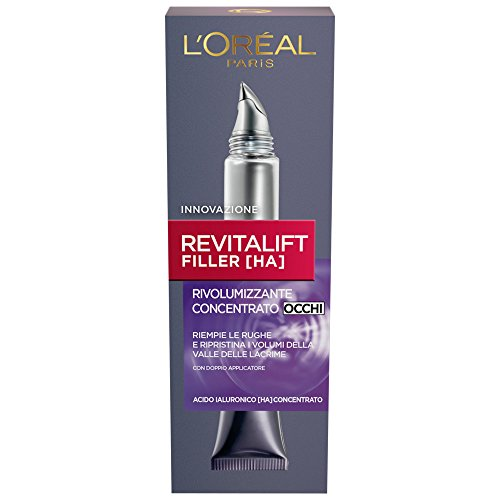 L'Oréal Paris Revitalift Filler Crema Rivolumizzante Concentrato