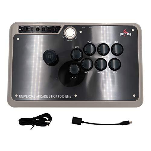 Mayflash Arcade Stick F500 Elite Für PS4 / PS3 / XBOX ONE / XBOX ONE S / XBOX 360 / XBOX ONE X / PC / Android / Switch / NEOGEO mini -