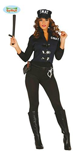 SWAT-Kostüm sexy COP (Kostüm Swat Hut)